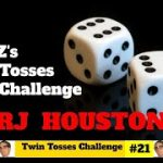Big AZ's Twin Tosses Challenge #21 : RJ Houston