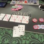 ALL-IN DOUBLE UP WITH QUADS!