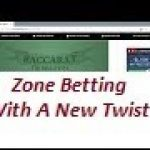Baccarat Winning Strategies with Money Management .. 10 /1/ 19