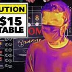 $15 Craps Strategy | pandemic special