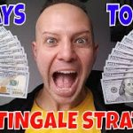 Martingale Strategy- 3 Ways To Use Martingale Betting System For Any Size Bankroll.