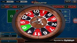 Trikc main roulette 12 100% win