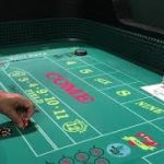 Learn Basic Craps play at the Chicken Hawk Casino
