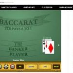 Baccarat Chi Wining Strategies with Money Managment 11/26/18