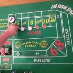 Craps strategy, using a $100 dont to cover place bets.