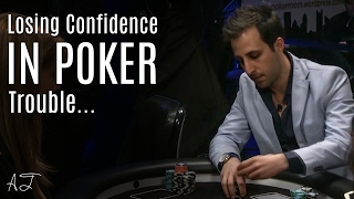 Ask Alec: What to Do When You Lose Confidence In Poker? (Poker Tips)