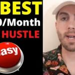 Best Side Hustle 2021 To Make $1,000+ a Month