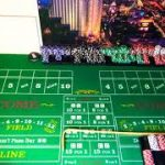 Aggressive tower craps strategy with house money