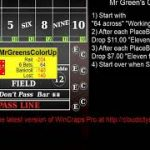 """""""Mr Greens Color Up"""" How to play craps nation strategies & tutorials 2020"""