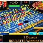 2 dozen winning strategy Roulette Strategy. American and European Roulette. Bank roll management