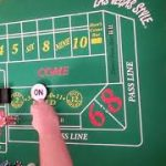 Craps strategy/concept 555 and I have been working on.