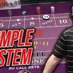🔥 SIMPLE WORKS 🔥 30 Roll Craps Challenge – WIN BIG or BUST #28
