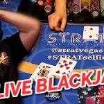 $600 BUY IN!!! LIVE BLACKJACK At Strat Hotel & Casino