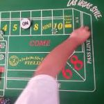 Craps strategy. Playing the 4 and 10 and the hard 4 and 10