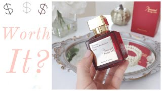 Baccarat Rouge 540 Extrait de Parfum | Better than the EDP? Worth the money?