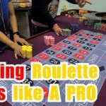 CEG Dealer School RAW Roulette Class #1 Pushing Stacks of Chips – Short Version