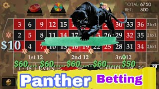 Panther Power Roulette Betting Strategy