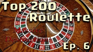 Clash of Clans | Top 200 Roulette – Episode 6 – WRECKED