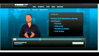 How to play small pairs with Daniel Negreanu