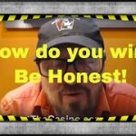 Live Broadcast on being honest with yourself about Baccarat