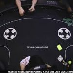 TCH Live – 12/7/2020 – $5/$5 No Limit Hold 'Em Cash Game