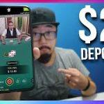 $25 Blackjack Live Dealer on DraftKings (Mobile Blackjack Dealer Draftkings NJ)