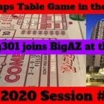 Real Craps Table Game at the PLAZA Casino in Vegas: BigAZ & Birddog301 : Session #1 of 2