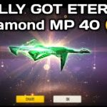 Free fire | eternal diamond MP 40 | redeemed | tips and tricks for poker mp 40 spin |