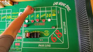 Craps strategy. Checking out all the Lay Bets!