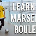 LEARN ZIDANE ROULETTE SKILL! TUTORIAL