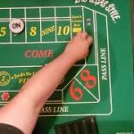 """Craps strategy """" 36 Full Press The Blender"""" revisited."""