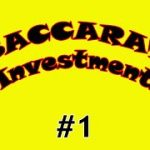 Winning Money at Baccarat as an Investment   Reload