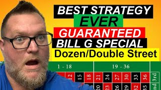 BEST ROULETTE STRATEGY EVER GUARANTEED 100%