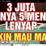 DAY6 Trik Bermain Baccarat Casino | Akhirnya Dibantai Meja Pertama AMbyarr | Jangan Emosi