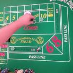 Craps strategy $220 Regression! Plus an UT OH