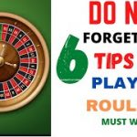 Top 6 Tips to Win Roulette Everyday| Win Money Everyday From Roulette |Part-1