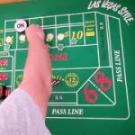 Craps strategy $75 dont and a good roll to start, then mistakes, the Justice Rolls!