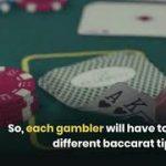 Online Baccarat Casino Guide