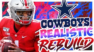 Fields To The Cowboys! – Rebuilding The Dallas Cowboys – Madden 21 Realistic Rebuild
