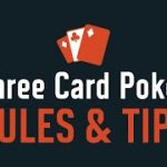 How to Play Three Card Poker with Demo Game – Rules and Strategy