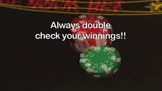 The Odds of Winning Money at Blackjack
