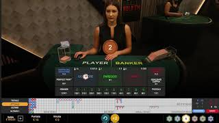 The Best System/Strategy ever for wining at BACCARAT – Nice Win with SUPERBET