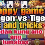 HAPPY GAME DRAGON VS TIGER TIPS AND TRICKS SUNDAN ANG NANANALO