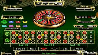 Gameking Roulette 99% wining bet's watch and play For ID and Point call me or whatsapp me 7744998291