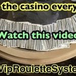 How to Win at Roulette!! The VIP Roulette Life! Best Roulette System!