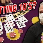 🔥 RISKING IT 🔥 10 Minute Blackjack Challenge – WIN BIG or BUST #53