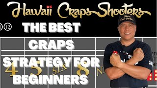 The Best Craps Betting Strategy for Beginners