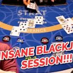 BREAKING THE LOSING STREAK!? LIVE BLACKJACK At Strat Hotel & Casino