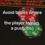 What Kind of Tables to Avoid in Blackjack: Part 2