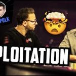 NEGREANU vs POLK | EXPLOITATION in the High Stakes Feud